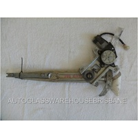 GREATWALL V240 - UTE 6/2009>CURRENT - DRIVERS - RIGHT SIDE FRONT WINDOW REGULATOR - ELECTRIC