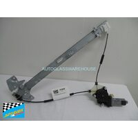 HYUNDAI I LOAD - 2/2008 to CURRENT - VAN - PASSENGER - LEFT SIDE FRONT WINDOW REGULATOR - ELECTRIC