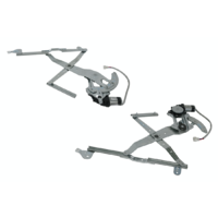 SUBARU IMPREZA GD - 11/2002 TO 8/2007 - DRIVERS - RIGHT SIDE FRONT WINDOW REGULATOR - WITH MOTOR