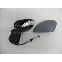 FORD FIESTA WS/WT -  9/2008 TO 7/2013 - 5DR HATCH - PASSENGERS - LEFT SIDE MIRROR - LAMP, WITH HEATED FUNCTION