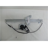 TOYOTA RAV4 SXA11 - 7/1994 to 5/2000 - 5DR WAGON - DRIVER - RIGHT FRONT WINDOW REGULATOR - ELECTRIC