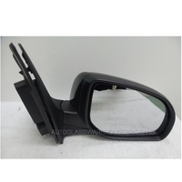 HYUNDAI i20 PB - 7/2010 to CURRENT - HATCH - RIGHT SIDE MIRROR - BLACK - ELECTRIC (NON-FOLDING TYPE) - NEW