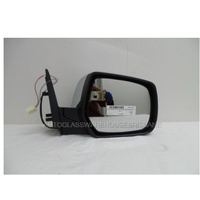 MAZDA BT-50 - 11/2006 to 9/2011 - UTE - DRIVERS - RIGHT SIDE MIRROR - CHROME - ELECTRIC