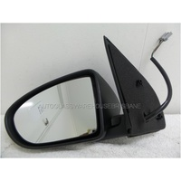 NISSAN DUALIS J10 - 5 SEATER - 10/2007 to - 6/2014 - 4DR WAGON - LEFT SIDE MIRROR (ELEC.)
