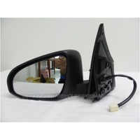 TOYOTA COROLLA ZRE182R - 1/2013 to CURRENT - 5DR HATCH - LEFT SIDE MIRROR - LED - FOLD (5 LINE WIRE)