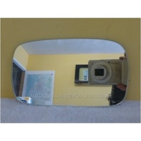 TOYOTA CAMRY SXV20 - 8/1997 to 8/2002 - SEDAN/WAGON - DRIVERS - RIGHT SIDE MIRROR - FLAT GLASS ONLY (169 wide X 96 high)