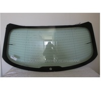 AUDI A1 8X - 11/2010 to 5/2013 - 3DR HATCH - REAR WINDSCREEN GLASS