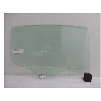 MAZDA 6 GJ - 12/2012 TO CURRENT - 4DR SEDAN - RIGHT SIDE REAR DOOR GLASS