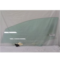 KIA CERATO YD - 5DR HATCH 8/2013>CURRENT - PASSENGER - LEFT SIDE FRONT DOOR GLASS-NEW
