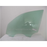 BMW X3 F25 - 3/2011 to CURRENT - 5DR WAGON - PASSENGER - LEFT SIDE FRONT DOOR GLASS