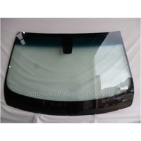 BMW 4 SERIES F32/F36 GRAN - 9/2013 to CURRENT - 2DR/4DR COUPE - FRONT WINDSCREEN GLASS - RAIN SENSOR BRACKET,SOLAR GLASS