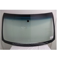 MITSUBISHI TRITON MQ - 4/2015 to current - UTE - FRONT WINDSCREEN GLASS  - MIRROR BUTTON, TOP & SIDE MOULD - NEW