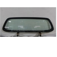 MITSUBISHI TRITON MQ - 4/2015 to CURRENT - UTE - REAR WINDSCREEN GLASS - HEATED (1 PIECE) - NEW
