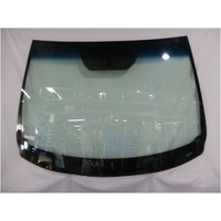NISSAN QASHQAI DAJ11 - 6/2014 to CURRENT - 4DR WAGON - FRONT WINDSCREEN GLASS - ACOUSTIC, RETAINER