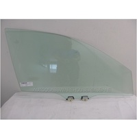 HONDA ACCORD CR - 4DR SEDAN 6/2013>CURRENT - DRIVERS - RIGHT SIDE FRONT DOOR GLASS - GREEN - NEW