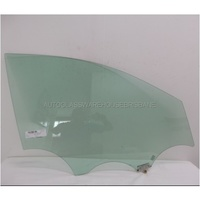 KIA SORENTO UM - 6/2015 to CURRENT - WAGON - DRIVERS - RIGHT SIDE FRONT DOOR GLASS - WITH FITTINGS