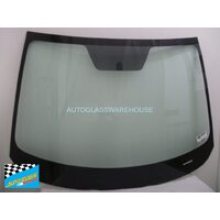 MAZDA 2 DJ - 8/2014 > CURRENT - 4DR SEDAN/5DR HATCH - FRONT WINDSCREEN GLASS