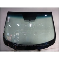 MAZDA CX-3 1/2015 > CURRENT - 5 DR WAGON - FRONT WINDSCREEN GLASS - NEW