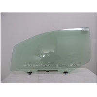 TOYOTA YARIS NCP13R - 11/2011 to CURRENT - 3DR HATCH - LEFT SIDE FRONT DOOR GLASS