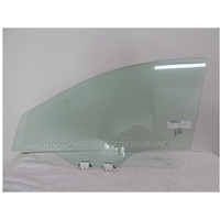 MAZDA CX-3 1/2015 > CURRENT - 5 DR WAGON - LEFT SIDE FRONT DOOR GLASS - GREEN - NEW