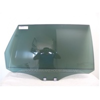 MITSUBISHI GRANDIS BA - 6/2004 TO CURRENT - 5DR WAGON - DRIVERS - RIGHT SIDE REAR DOOR GLASS - PRIVACY TINTED