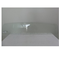 FORD F100 - 1953 to 1955 - UTE - REAR WINDSCREEN GLASS - CLEAR