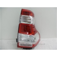 TOYOTA PRADO 150 SERIES - 11/2009 to CURRENT - WAGON - RIGHT SIDE TAIL LIGHT (RED/CLEAR)