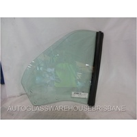 PEUGEOT 306 N3 - 4/1994 to 6/2002 - 2DR CONVERTIBLE - DRIVERS - RIGHT SIDE REAR QUARTER GLASS