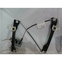 FORD FALCON FG - 2/2008 TO 8/2014 - SEDAN/UTE - LEFT SIDE FRONT DOOR WINDOW REGULATOR - ELECTRIC