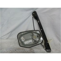 VOLKSWAGEN GOLF MK5 - 5DR HATCH 7/2004>12/2008 - DRIVER - RIGHT SIDE REAR WINDOW REGULATOR - MANUAL