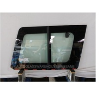 NISSAN PATROL GU - 11/1997 to CURRENT - 4DR WAGON - RIGHT SIDE REAR SLIDING GLASS - (MADE-TO-ORDER)