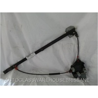 VOLKSWAGEN TRANSPORTER T4 - 11/1992 to 8/2004 - VAN - PASSENGERS - LEFT SIDE FRONT WINDOW ELECTRIC REGULATOR