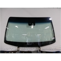 HOLDEN COLORADO RG 7 - 5/2012 to CURRENT - UTE - FRONT WINDSCREEN - RAIN SENSOR - CAMERA HOLDER - HUD