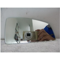 PROTON SAVVY BT - 3/2006 to 10/2011 - 5DR HATCH - RIGHT SIDE MIRROR - FLAT GLASS ONLY - 90h x 175mm - NEW
