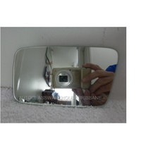 FORD FALCON EB/ED/XG - 3/1993 to 1/2000 - UTE - LEFT SIDE MIRROR - FLAT GLASS ONLY - 160mm X 95mm