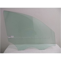 MERCEDES ML CLASS W166 - 3/2012>6/2015 - 4DR WAGON - RIGHT FRONT DOOR GLASS - GREEN - NEW