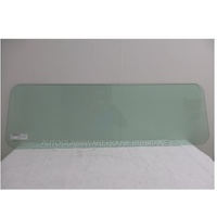 ISUZU NKR/NPR/NPS/NQR - NARROW/WIDE CAB - 7/1993 to 2007 - TRUCK - REAR SCREEN GLASS - NEW - CLEAR (1125 X 340MM)