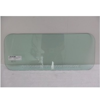 MITSUBISHI CANTER FE500 - 9/1995 to 2005 - TRUCK - REAR SCREEN GLASS - NEW - 610mm x 250mm