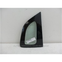 HONDA JAZZ GK5- 8/2014 to CURRENT - 5DR HATCH - RIGHT SIDE OPERA GLASS - GREEN