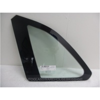 AUDI Q5 8R - 3/2009 to CURRENT - 4DR SUV - LEFT SIDE OPERA GLASS