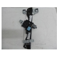 HOLDEN BARINA TM - 10/2011 to CURRENT - 5DR HATCH - RIGHT SIDE FRONT DOOR WINDOW REGULATOR - ELECTRIC
