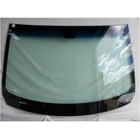 LDV G10 VAN/MPV VAN - 04/2015 ONWARDS - FRONT WINDSCREEN GLASS - ANTENNA,ACOUSTIC,TOP/SIDE MOULD,RETAINER - NEW