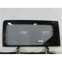 LDV G10 VAN - 04/2015 ONWARDS - LEFT SIDE FRONT CARGO BONDED FIXED WINDOW GLASS - NEW