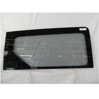 LDV G10 VAN - 04/2015 ONWARDS - RIGHT SIDE FRONT CARGO BONDED FIXED WINDOW GLASS - NEW