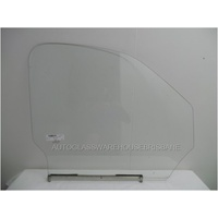 LDV V80 VAN - 4/2013 > ONWARDS - RIGHT SIDE FRONT DOOR GLASS  - GREEN - NEW
