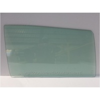 CHEVROLET CAMARO - 1967 - 2DR COUPE - DRIVERS - RIGHT SIDE FRONT DOOR GLASS - GREEN