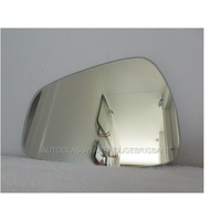 HYUNDAI ACCENT RB - 7/2011 to CURRENT - SEDAN/HATCH - RIGHT SIDE MIRROR - FLAT GLASS ONLY - 174 WIDE X 123 HIGH