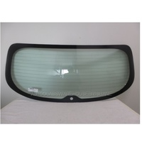 KIA CERATO YD - 5/2013 to CURRENT - 5DR HATCH - REAR SCREEN GLASS - WIPER HOLE