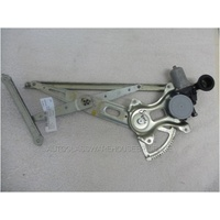 TOYOTA RAV4 30 SERIES - 1/2006 to 2/2013 - 5DR WAGON - RIGHT SIDE FRONT WINDOW REGULATOR - ELECTRIC
