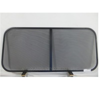 FORD TRANSIT VH/VJ/VM - 11/2000 TO 9/2014 - MWB/LWB/JUMBO - SECURITY & INSECT MESH FOR RIGHT SIDE FRONT SLIDING WINDOW